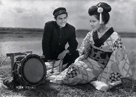 「伊豆の踊子」の吉永小百合