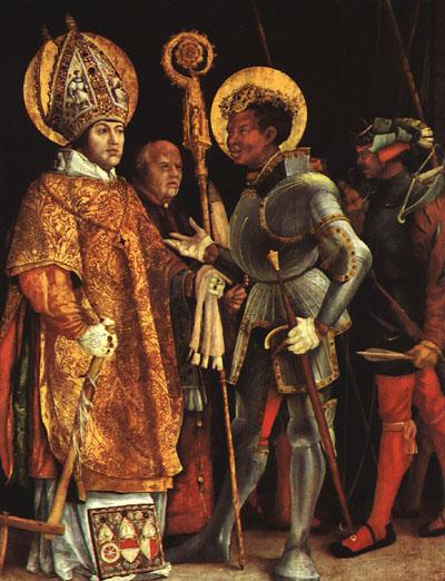 Matthias_Grünewald,_Saint_Erasmus_and_Saint_Maurice.jpg